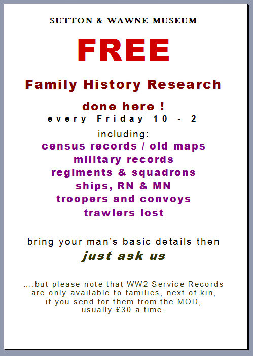 FREE Family History Research