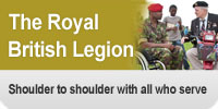 The Royal British Legion Home Page