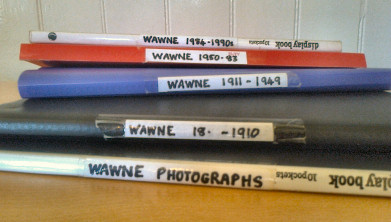 Our Photo Albums of Wawne through the decades